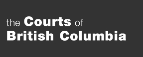 The Courts of British Columbia logo